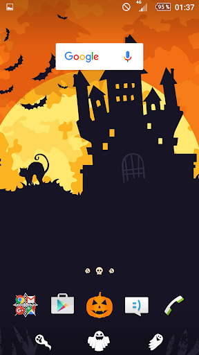 Theme for Xperia : Horror