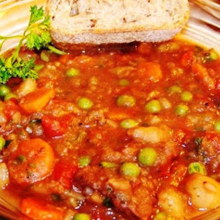 Hearty, Healthy Beef Stew