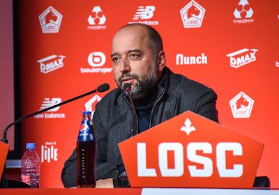 Sanctionné par l'UEFA, Lille réagit