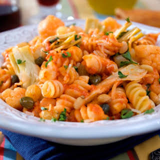 Sicilian Style Rotini.