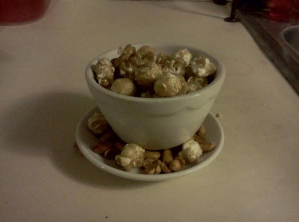 Homemade Fiddle Faddle (toffee Popcorn) Recipe