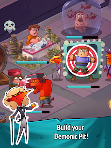 Idle Heroes of Hell – Clicker & Simulator Pro Apk Download For Android and Iphone 6