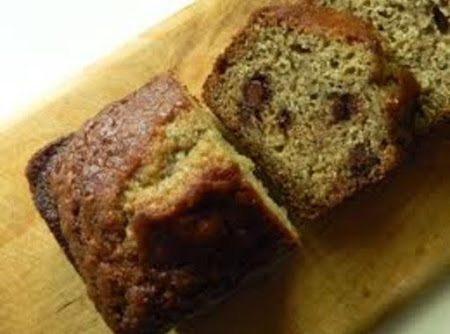 Chocolate Chip Quick Bread Recipe