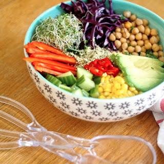 Deconstructed Superfood Salad.
