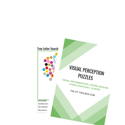 Visual perception puzzles