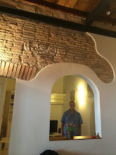 Photo: Our apartment in Rome, built in the 1500's