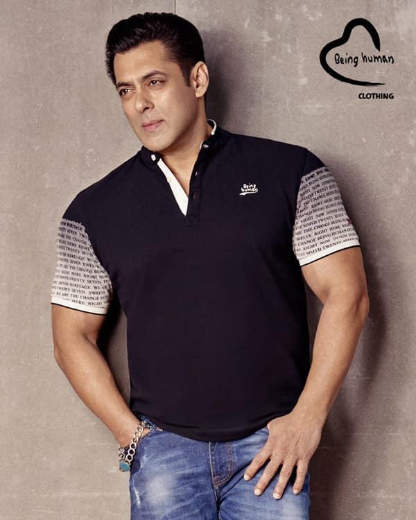 Uzair Being Human Salman Khan Hoodie//T-Shirt