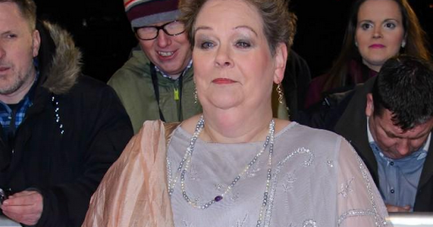 Anne Hegerty wants to be an actress