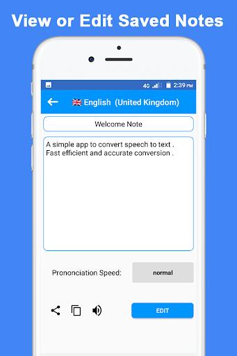 Speech to Text screenshot 5