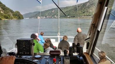 Photo: Sejltur på Rhinen til Lorelei