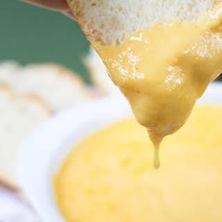 Hot Beer Cheese Dip.