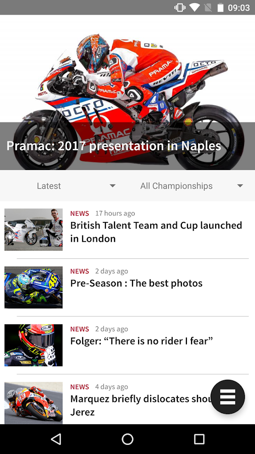 MotoGP™- screenshot