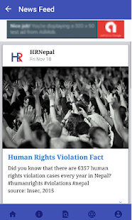 Human Rights Nepal - náhled