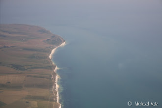 Photo: Approaching Lydd