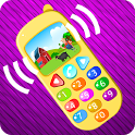 Baby Phone Game for Kids-Animals, Music and Rhymes icon