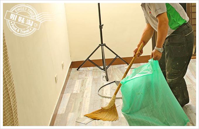 富銘塑膠地板Green-Flor 防水塑膠地板