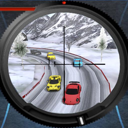 Traffic Sniper City Shooter