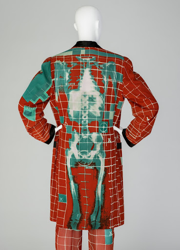 "Lounging Suit from the ""Pin-Up Boys"" collection"