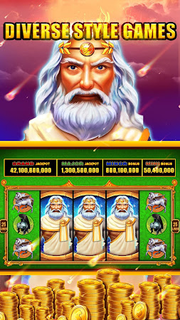 Tycoon Casino: Free Vegas Jackpot Slots 1.1.3 screenshot 2093544
