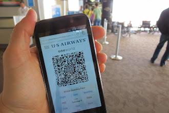 Photo: Mobiililippu, joka ei melkein kyllä toiminut...