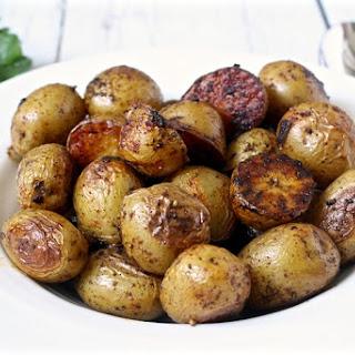 Paprika Roasted Potatoes.