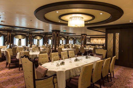 Anthem-of-the-Seas-The-Grande - The Grande, Anthem of the Seas' fine-dining alternative restaurant.