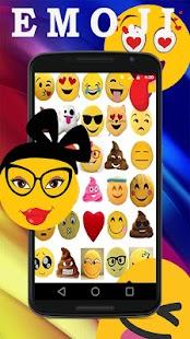 Emoji Keyboard Samsung - náhled