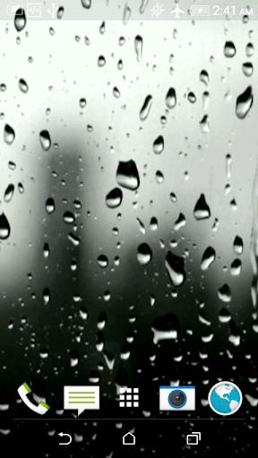 雨点视频壁纸