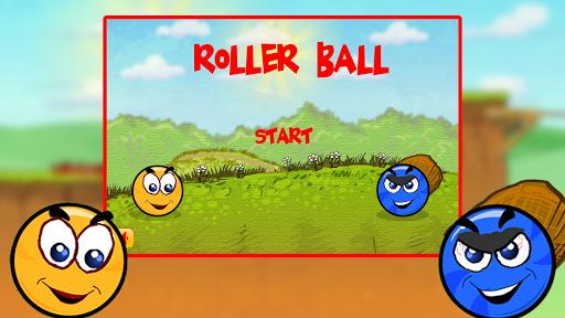 Code Triche Roller Ball 3: Red Bounce Ball Love Adventure APK MOD screenshots 2