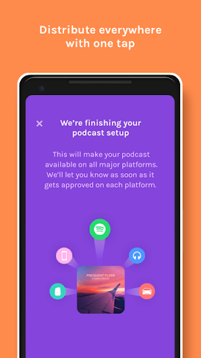 Anchor - Make your own podcast screenshot 6