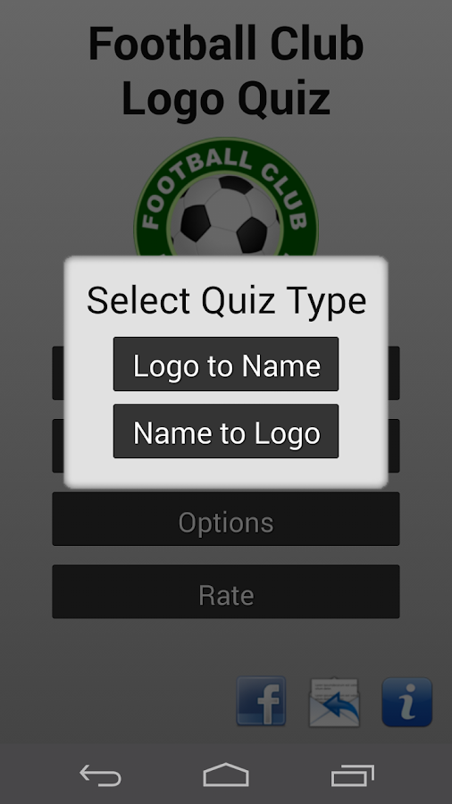 Football Club Logo Quiz- screenshot