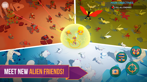 Space Pioneer: Alien Shooter 1.1.0 Screenshots 3