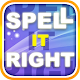 Spell it right! (game)