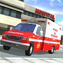 Ambulance Simulator - Car Driving Doctor icon