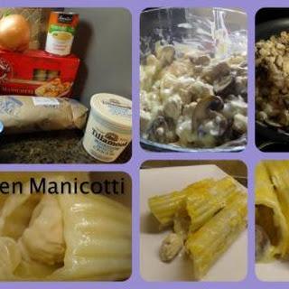 Chicken Manicotti