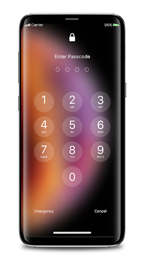 Lock Screen & Notification iOS13 Apk 2