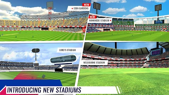 Epic Cricket - Best Cricket Simulator 3D Game Screenshot