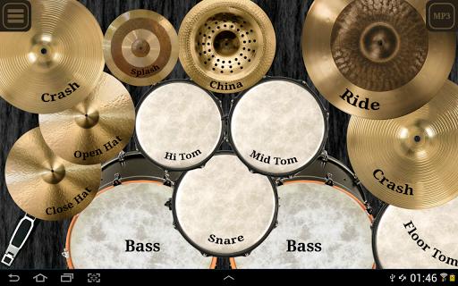 Drum kit (Drums) free Screenshot