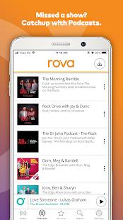 rova - music, NZ radio, podcasts - Apps on Google Play
