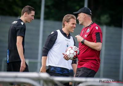 Nieuwkomers krijgen eerste speelminuten, maar Club geeft voorsprong te grabbel tegen Lokomotiva