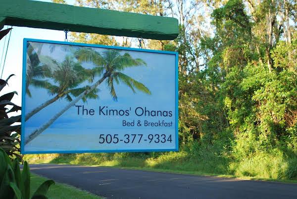 The Kimos' Ohanas B&B