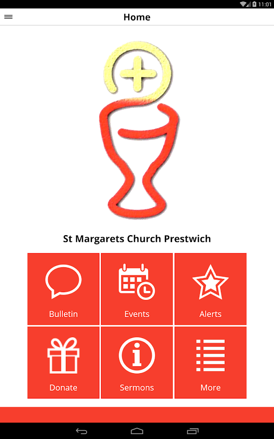 St Margarets Church Prestwich- screenshot