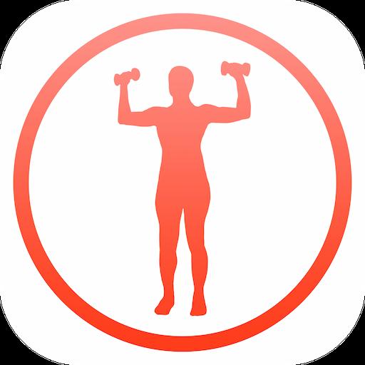 腕デイリーワークアウト 健康 App LOGO-硬是要APP