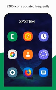 One UI icon pack 1.5 APK with Mod + Data 1