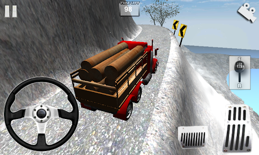 Truck-Speed-Driving-3D 3