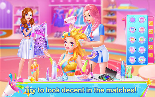 Cheerleader Superstar apkmr screenshots 3