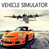 Vehicle Simulator 🔵 Top Bike & Car Driving Games icon