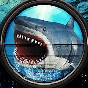 Underwater Shark Hunting Games for Free 2018 1.1