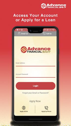 AF247 - Advance Financial 24/7 screenshot 2