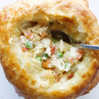 Chicken Pot Pie With Heavy Cream Recipes